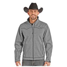 Men's LS Softshell Jacket