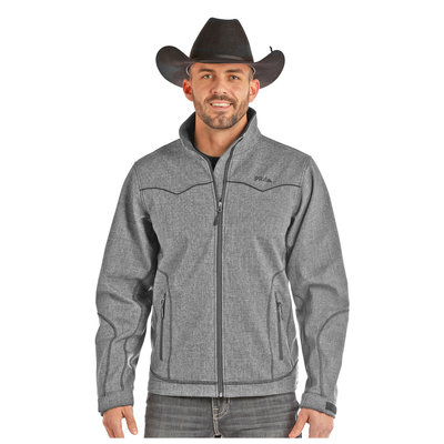 Men's LS Softshell Jacket