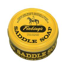 Fiebing's Natural Yellow Saddle Soap 12oz