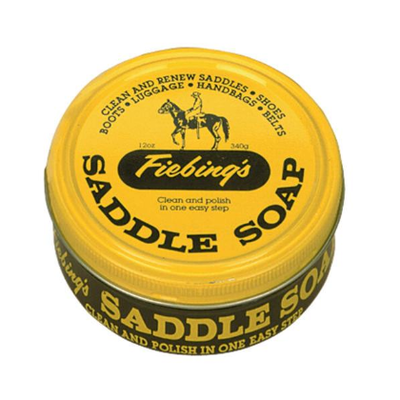 Fiebing's Natural Yellow Saddle Soap 12oz