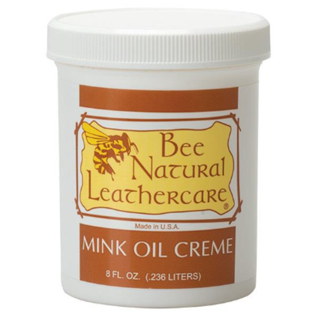 Bee Natural Mink Oil Cream 8oz