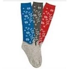 Western Boot Print Socks