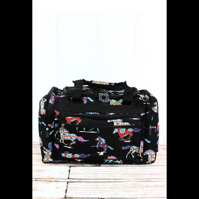 Sante Fe Stallion Duffle Bag