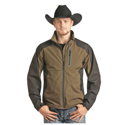 Powder River Men's Soft Shell Jacket