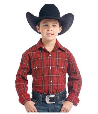 Panhandle Slim Kid's Western Shirt R2S2147