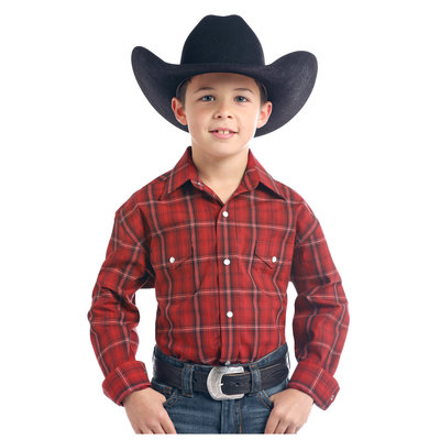 Panhandle Slim Kid's Western Shirt R2S2147