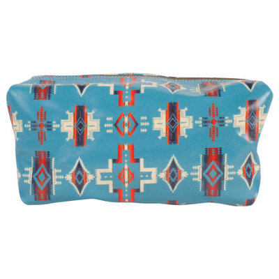 Large Cosmetic Bag Turz Aztec