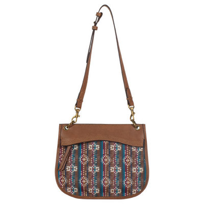 Justin Shoulder Bag Sierra Aztec