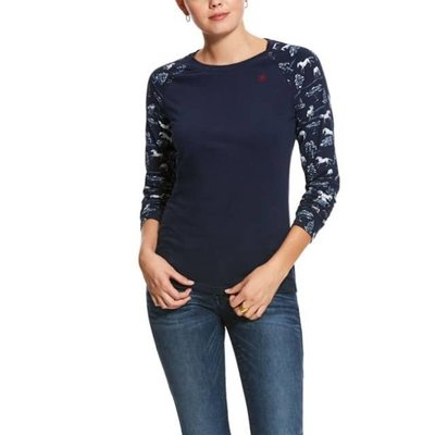 Ariat Women's Shadow Pasture Long Sleeve