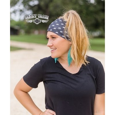 Crazy Train Clothing Headbands