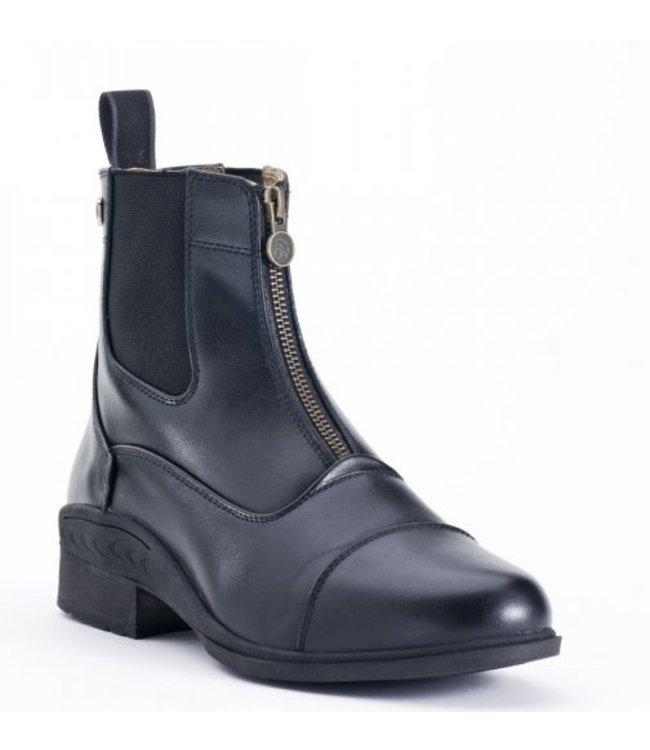 Ovation Ladies Quantum Zip Paddock Boot
