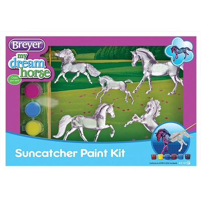 Breyer Suncatcher Stablemate Painting Kit