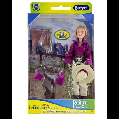 Breyer Classics Cowgirl Kaitlyn