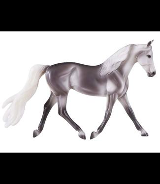 Breyer Classics Grey Saddlebred