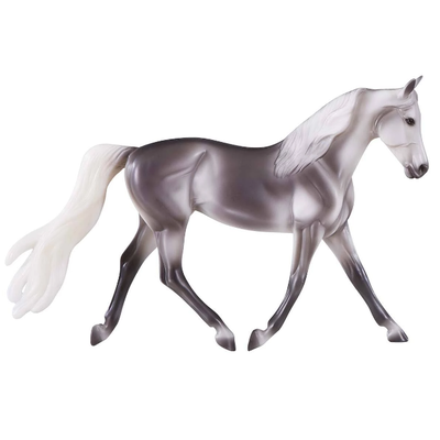 Breyer Classics Grey Saddlebred