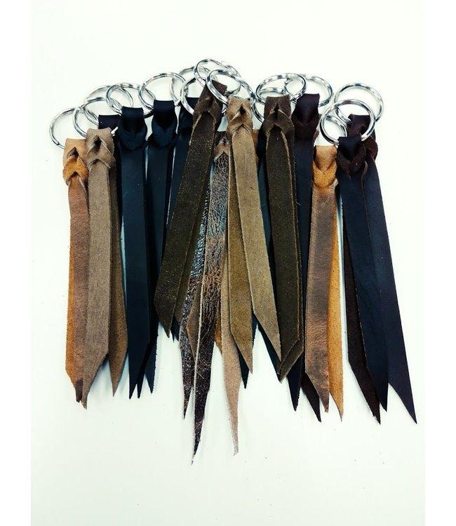 Leather Key Fob Assort.