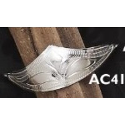 Engraved Boot Tip AC41