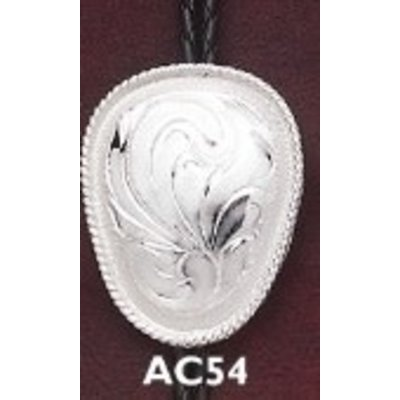 Bolo Engraved Oval AC54