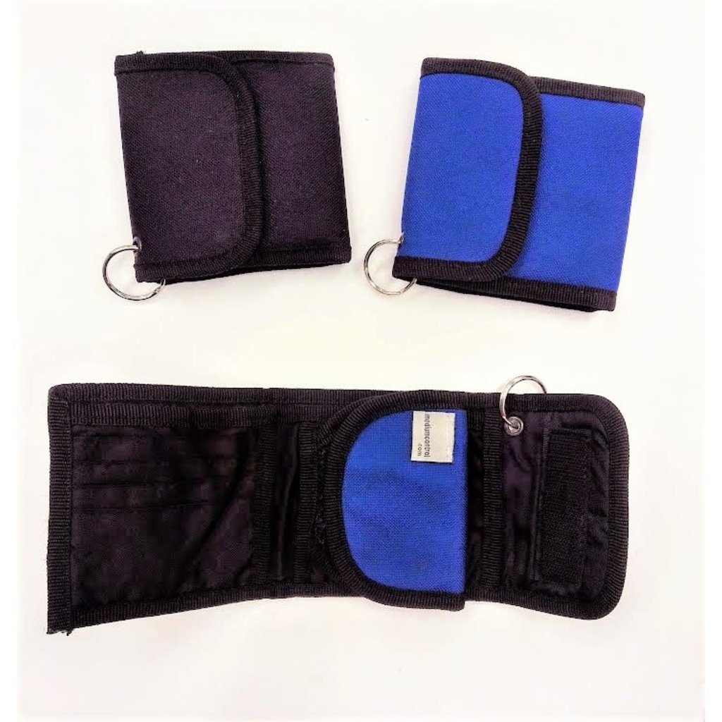 Beyond the Barn Nylon Trifold Wallet w/ Keyring