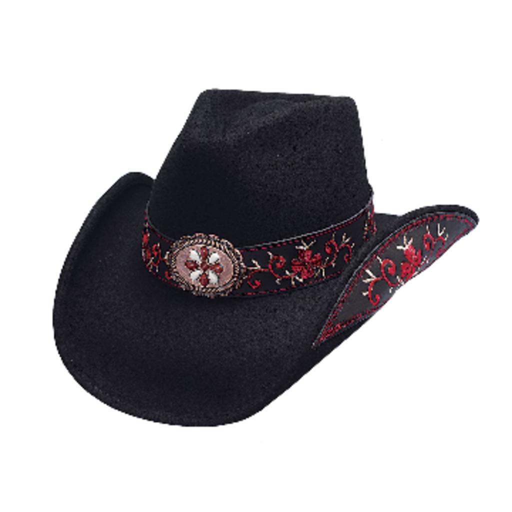 All For Good Felt Hat