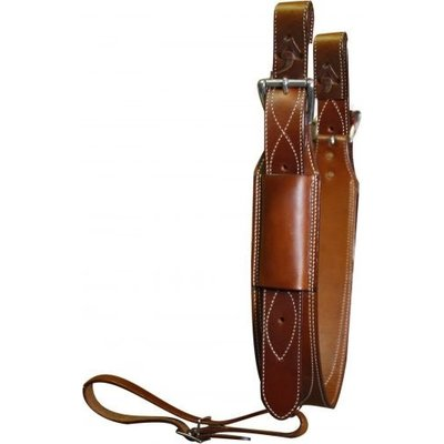 "Showman 3"" Wide Back Cinch Rigging"