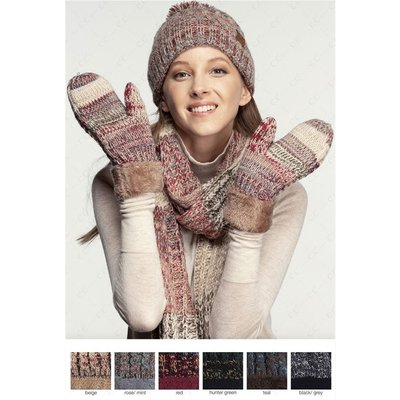 CC Lined Mittens