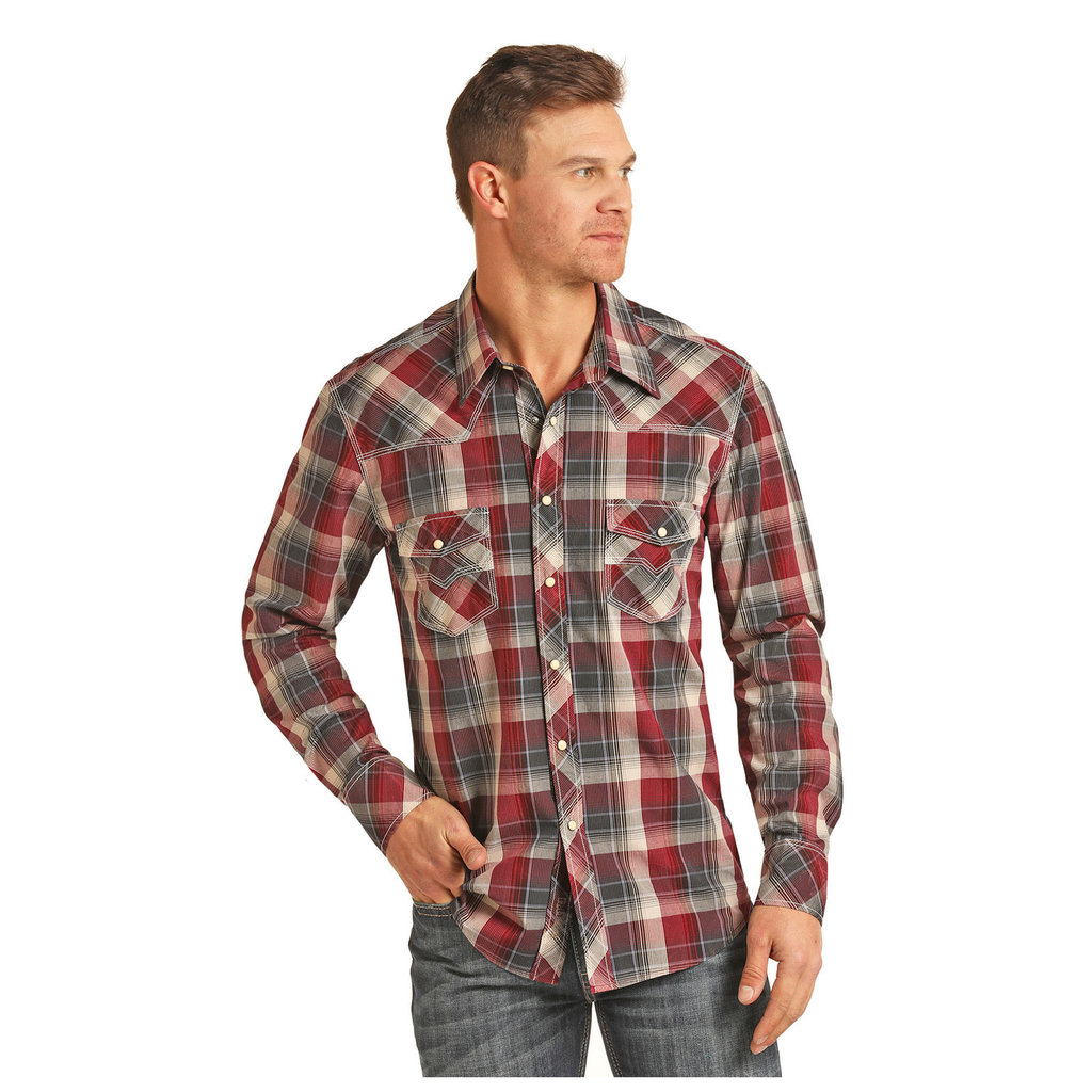 Panhandle Slim Men's Western Shirt B2S3082