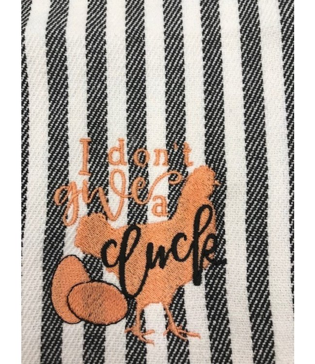 Beyond the Barn Embroidered Kitchen Towels