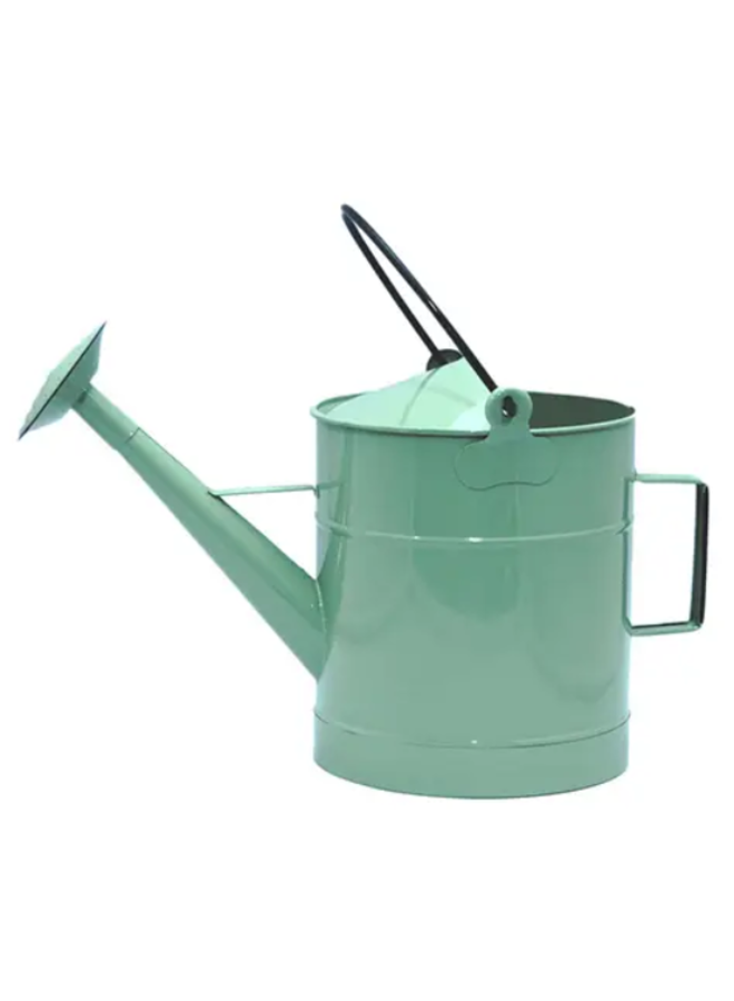 Large Watering Can Navy Blue