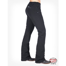 Cowgirl Tuff Work Hard Play Hard Rider Pants