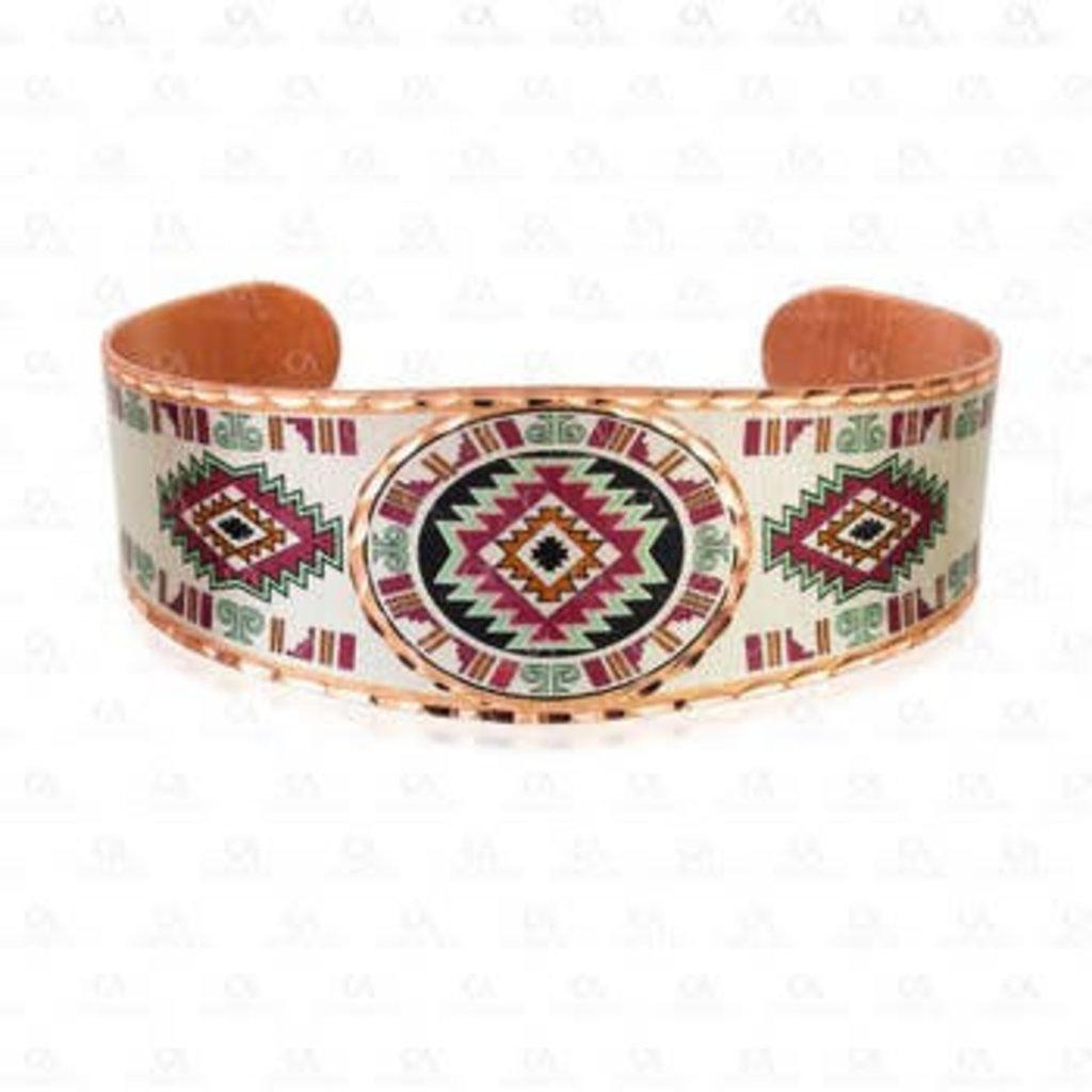 Copper Navajo Bracelet