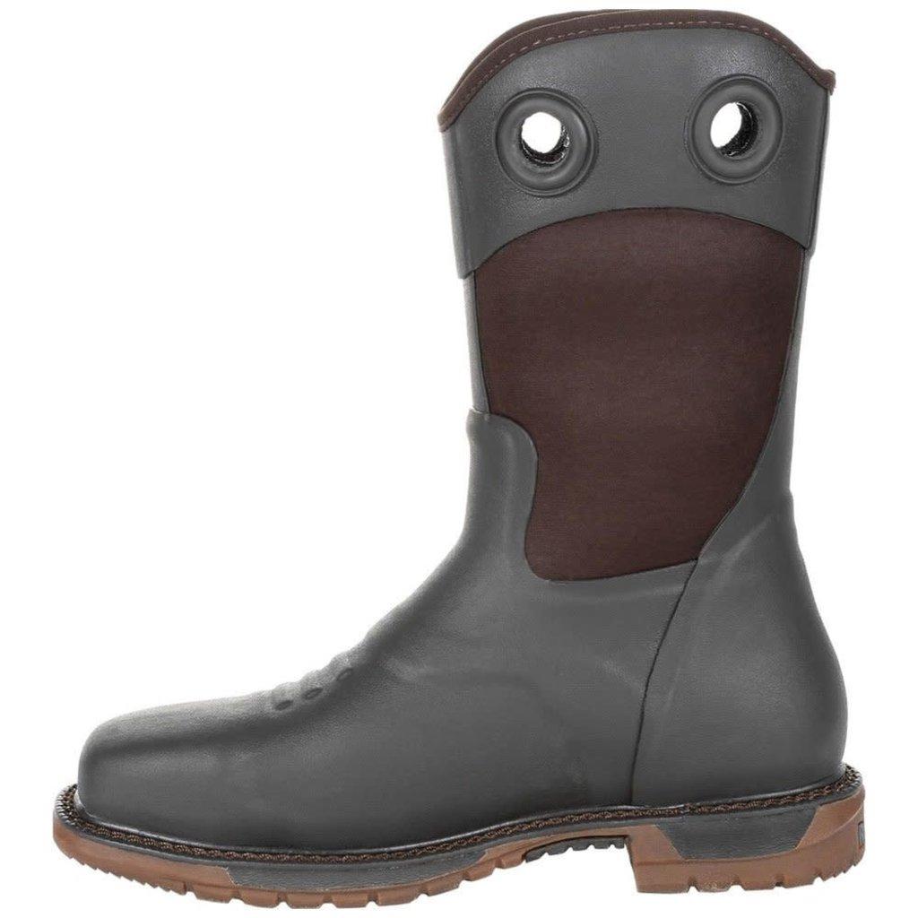 Rocky Ride Flex Rubber Western Boot RKW0291