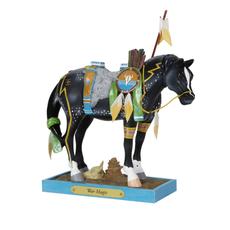 Painted Ponies War Magic Figurine