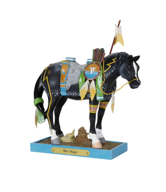 Painted Ponies War Magic Figurine