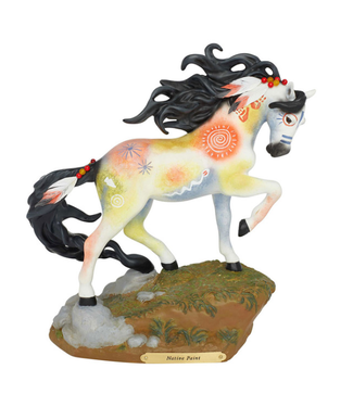 Painted Ponies Native Paint Figurine