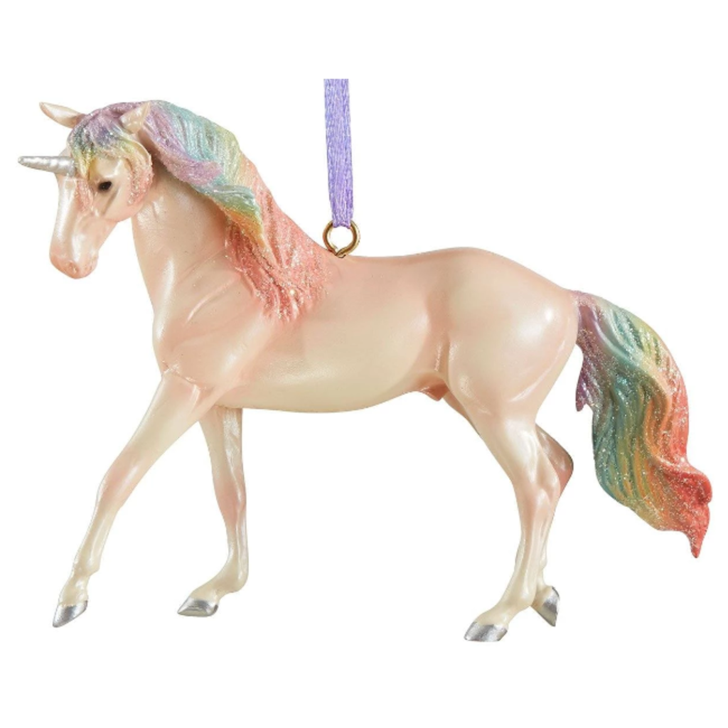 Breyer Majesty Unicorn Ornament