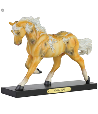 Trail of Painted Ponies Golden Girls