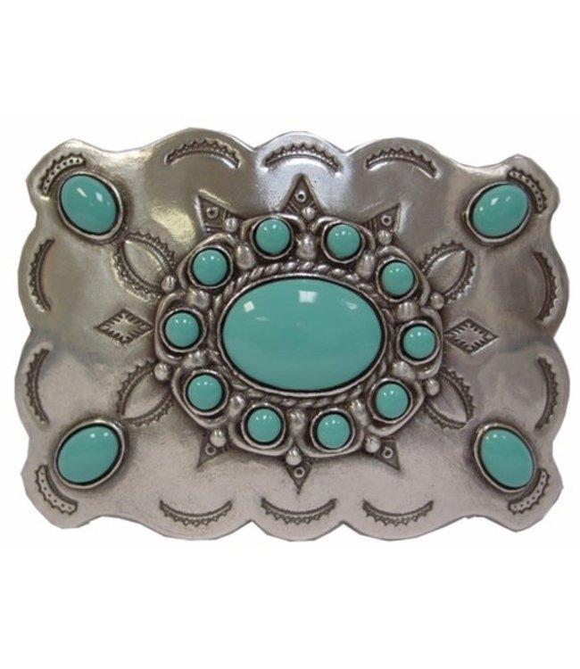 Turquoise Sky Buckle HA0031