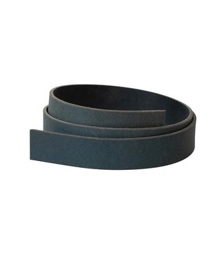 """Weaver 1 1/4"""" Belt Blank - Matte Black"""