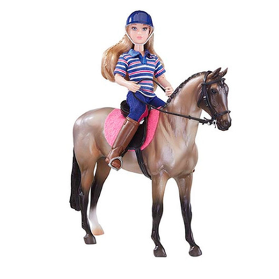 Breyer English Horse & Rider
