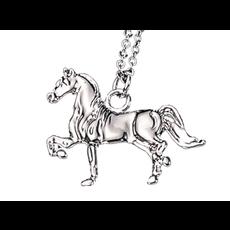 Show Horse Platinum Pendant