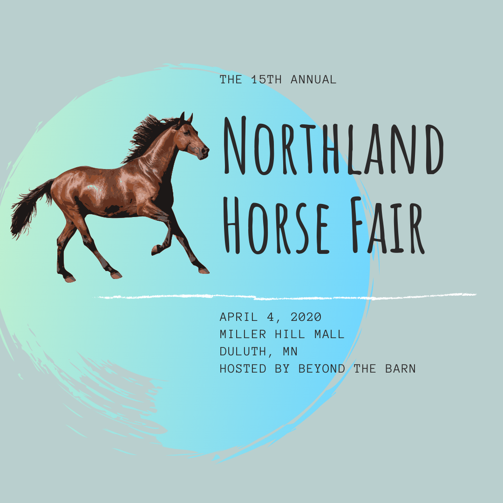 Northland Horse Fair 2020 Registration - Non-profit Vendor