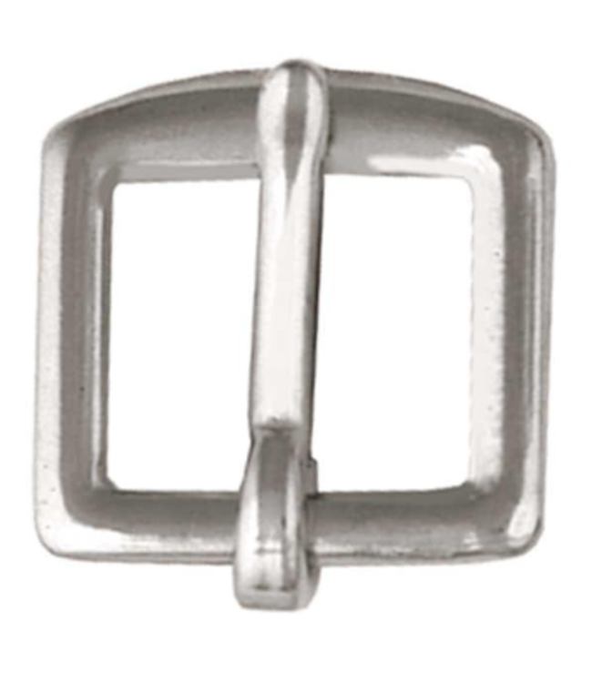 #299 Bridle Buckle 3/8""