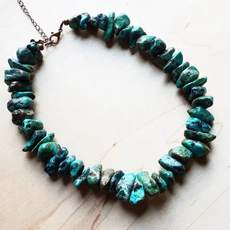 Genuine Natural Turquoise Necklace