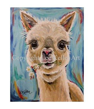 Farm Animal Art Print
