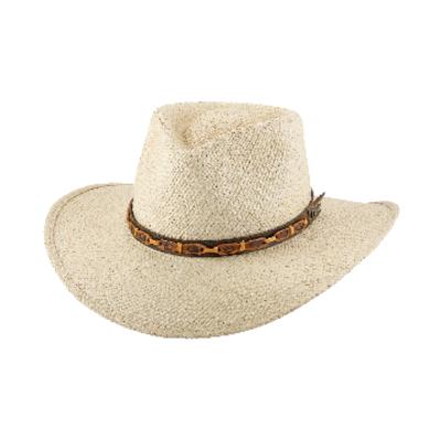 Island Magic Straw Hat