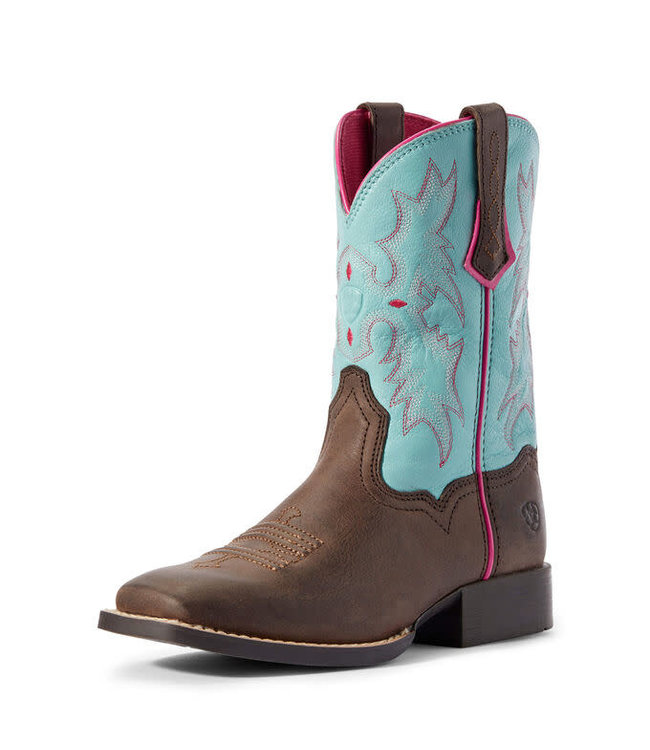 Ariat Youth Tombstone Bell Blue