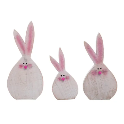 Chubby Bunny Tabletop Decor