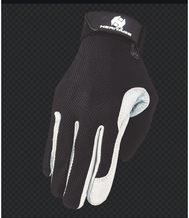 Heritage Riding Gloves Heritage Tackified Performance Glove