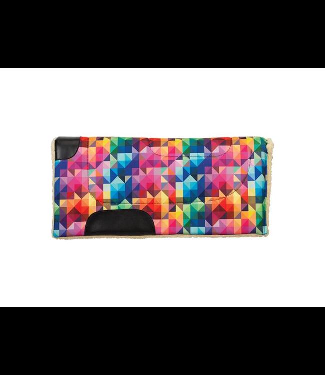 Weaver Kaleidoscope 30x30 Fleece Pad